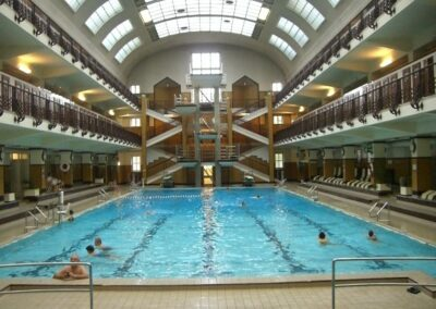 Bild zeigt: Wien - 10. Bezirk Favoriten, Amalienbad