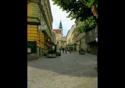 Bild zeigt: Wien - 6. Bezirk Barnabitengasse