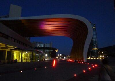 Bild zeigt: Wien - Bei Nacht 2
