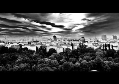 Bild zeigt: Wien - Blick auf die Bundeshauptstadt