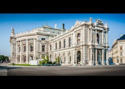 Bild zeigt: Wien - Burgtheater