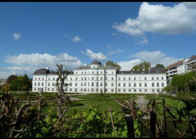 Bild zeigt: Wien - Das Augarten Palais