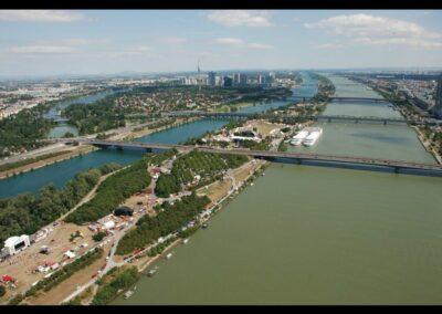 Bild zeigt: Wien - Donauinsel