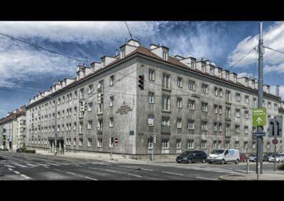 Bild zeigt: Wien - Gebäude in Wien 2