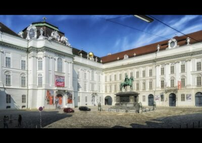 Bild zeigt: Wien - Gebäude in Wien
