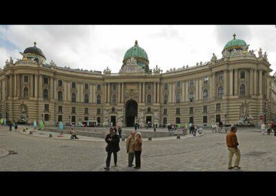 Bild zeigt: Wien - Hofburg