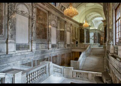 Bild zeigt: Wien - Hofburg von innen 2