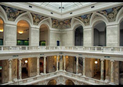 Bild zeigt: Wien - Hofburg von innen