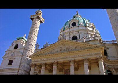 Bild zeigt: Wien - Karlskirche