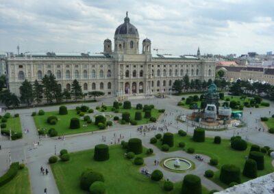 Bild zeigt: Wien - Kunsthistorisches Museum