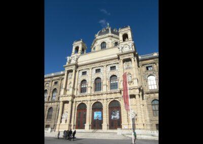 Bild zeigt: Wien - Naturhistorisches Museum