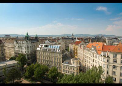 Bild zeigt: Wien - Panorama der Bundeshauptstadt
