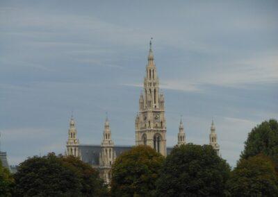 Bild zeigt: Wien - Rathaus