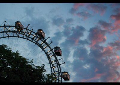 Bild zeigt: Wien - Riesenrad im Prater 3