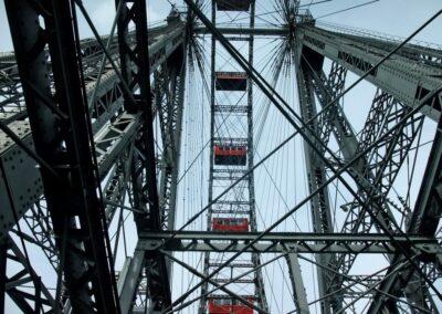 Bild zeigt: Wien - Riesenrad im Prater 4