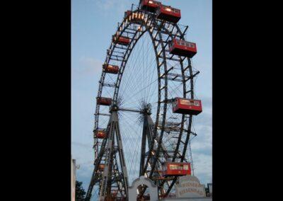 Bild zeigt: Wien - Riesenrad im Prater 5
