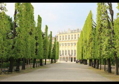 Bild zeigt: Wien - Schloss Schönbrunn 2