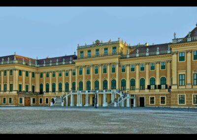 Bild zeigt: Wien - Schloss Schönbrunn 3