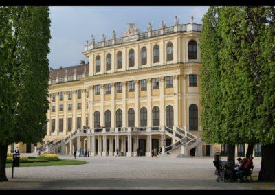 Bild zeigt: Wien - Schloss Schönbrunn 4