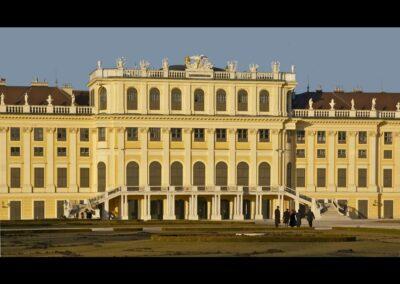 Bild zeigt: Wien - Schloss Schönbrunn