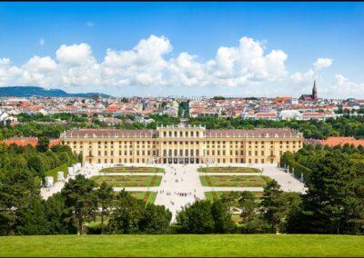 Bild zeigt: Wien - Schloss Schönbrunn 5