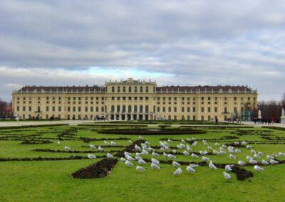 Bild zeigt: Wien - Schloss Schönbrunn 6