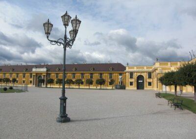 Bild zeigt: Wien - Schloss Schönbrunn 7