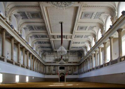 Bild zeigt: Wien - Spanische Hofreitschule