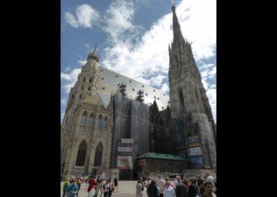 Bild zeigt: Wien - Stephans Dom 4