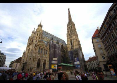 Bild zeigt: Wien - Stephans Dom