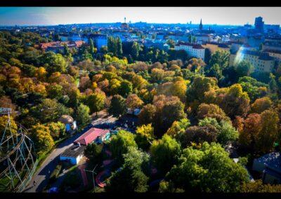 Bild zeigt: Wien im Herbst